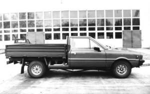 Polonez Truck z 1986 roku