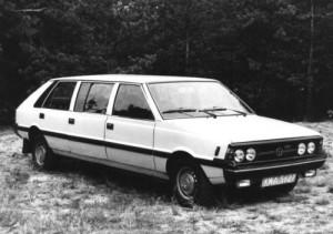 Polonez Long - prototyp