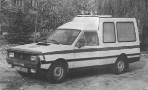 Polonez Ambulans - Prototyp