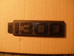 Emblemat 1300