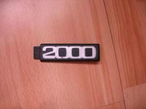 Emblemat 2000