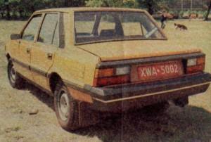 Polonez Sedan - Prototyp